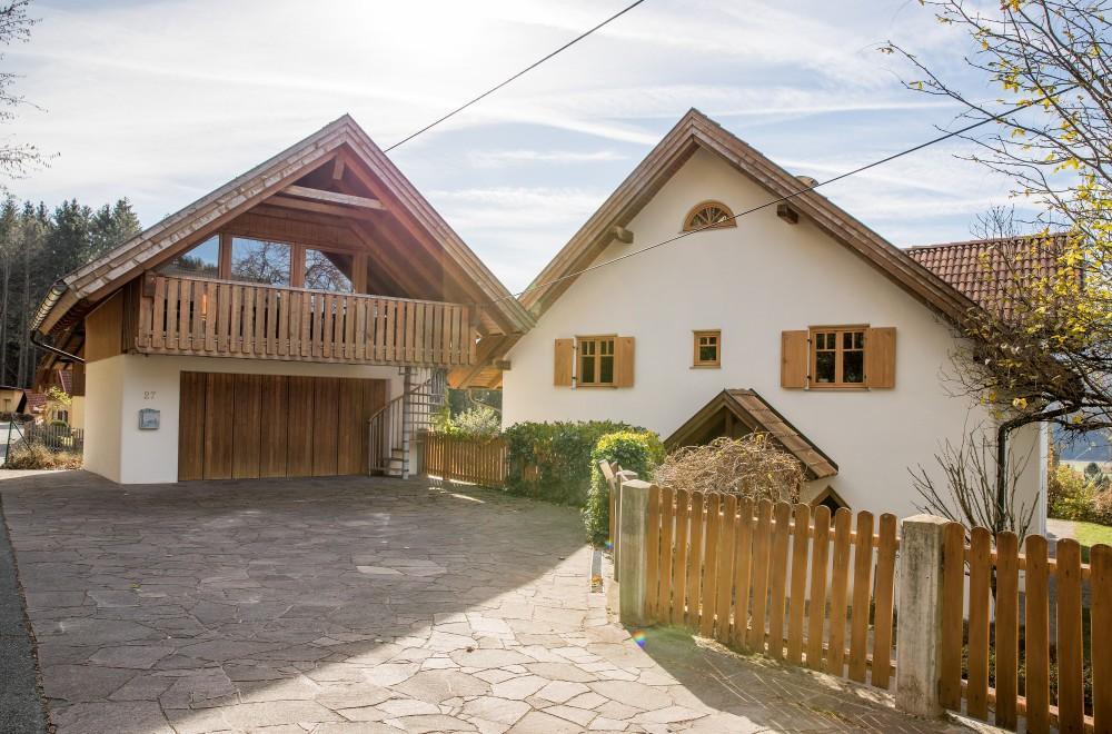 Красивый дом в Каринтии с панорамным видом на продажу, Ферндорф