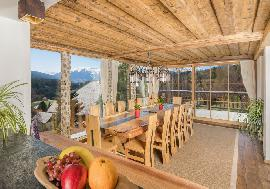 Furnished luxury chalet in a sunny location near Tamsweg SOLD