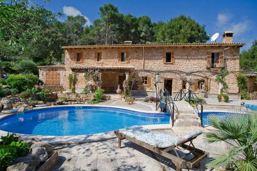 Rustic residence close to Andratx, Puerto de Andratx - Spain
