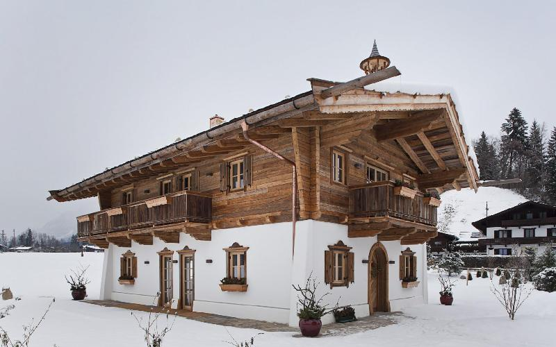 Sunny village at the foot of the Wilder Kaiser for Sale