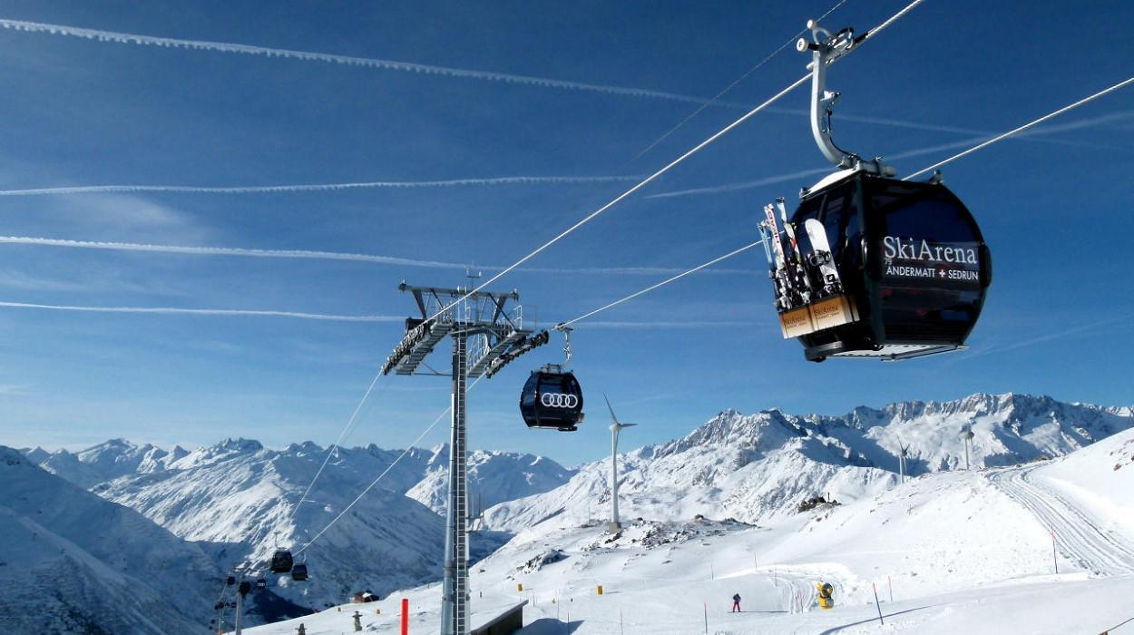 Dream holiday apartments the Swiss Alps for Sale - Switzerland