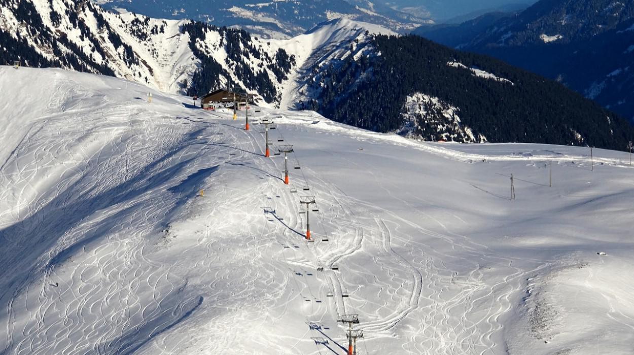 Квартиры мечты для отдыха в Швейцарских Альпах на продажу, Андерматт - Седрун
