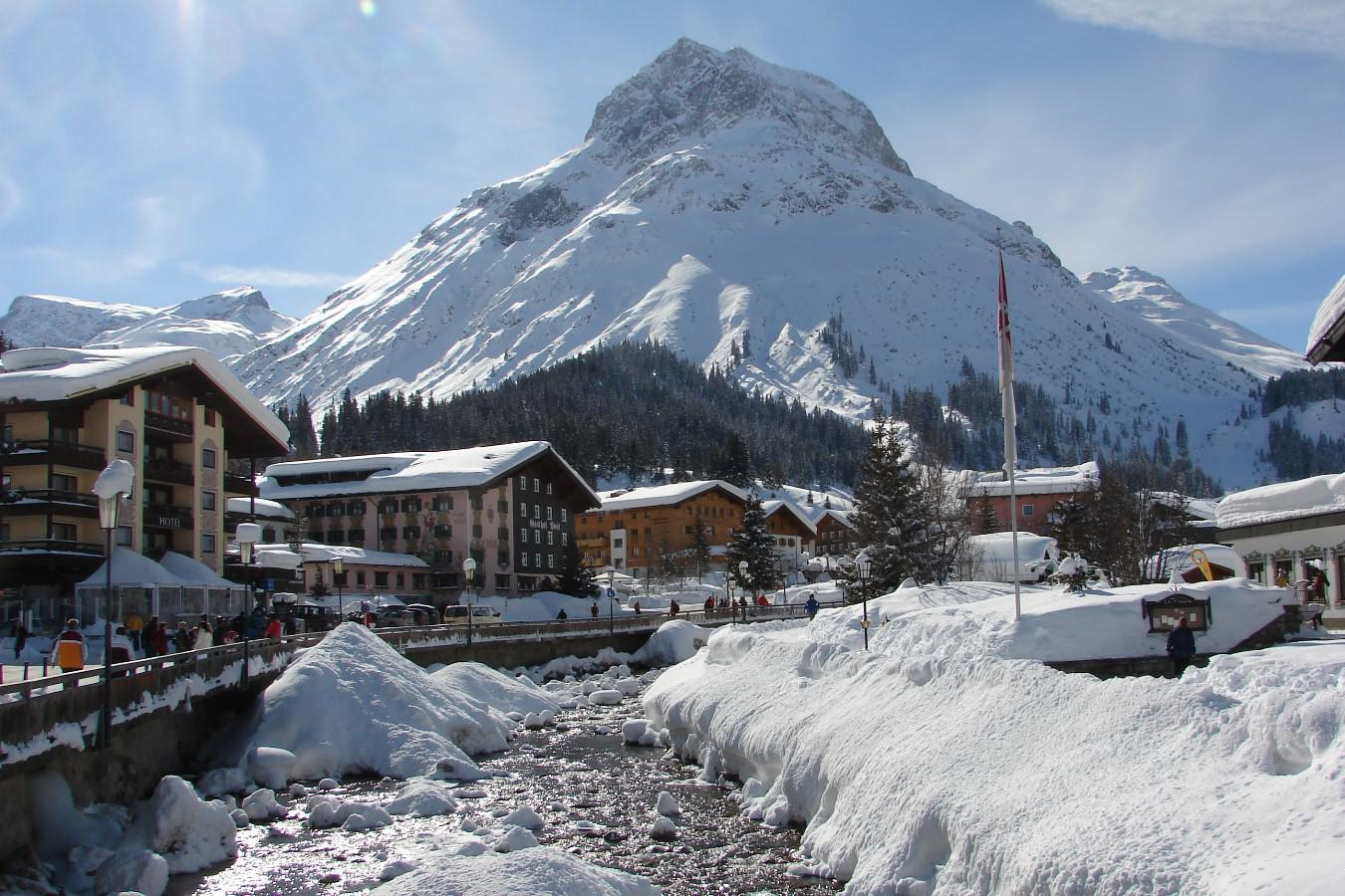 Absolutely new luxury apartment in Lech am Arlberg  for Sale