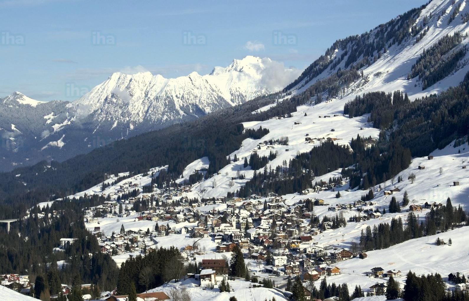 Excellent Ski and Spa Hotel in Kleinwalsertal