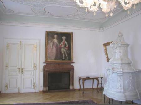 Baroque Castle near Salzburg