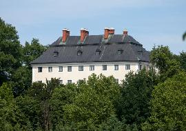 Real estate in Austria - Salzburgland - Baroque Castle near Salzburg SOLD - Neumarkt -