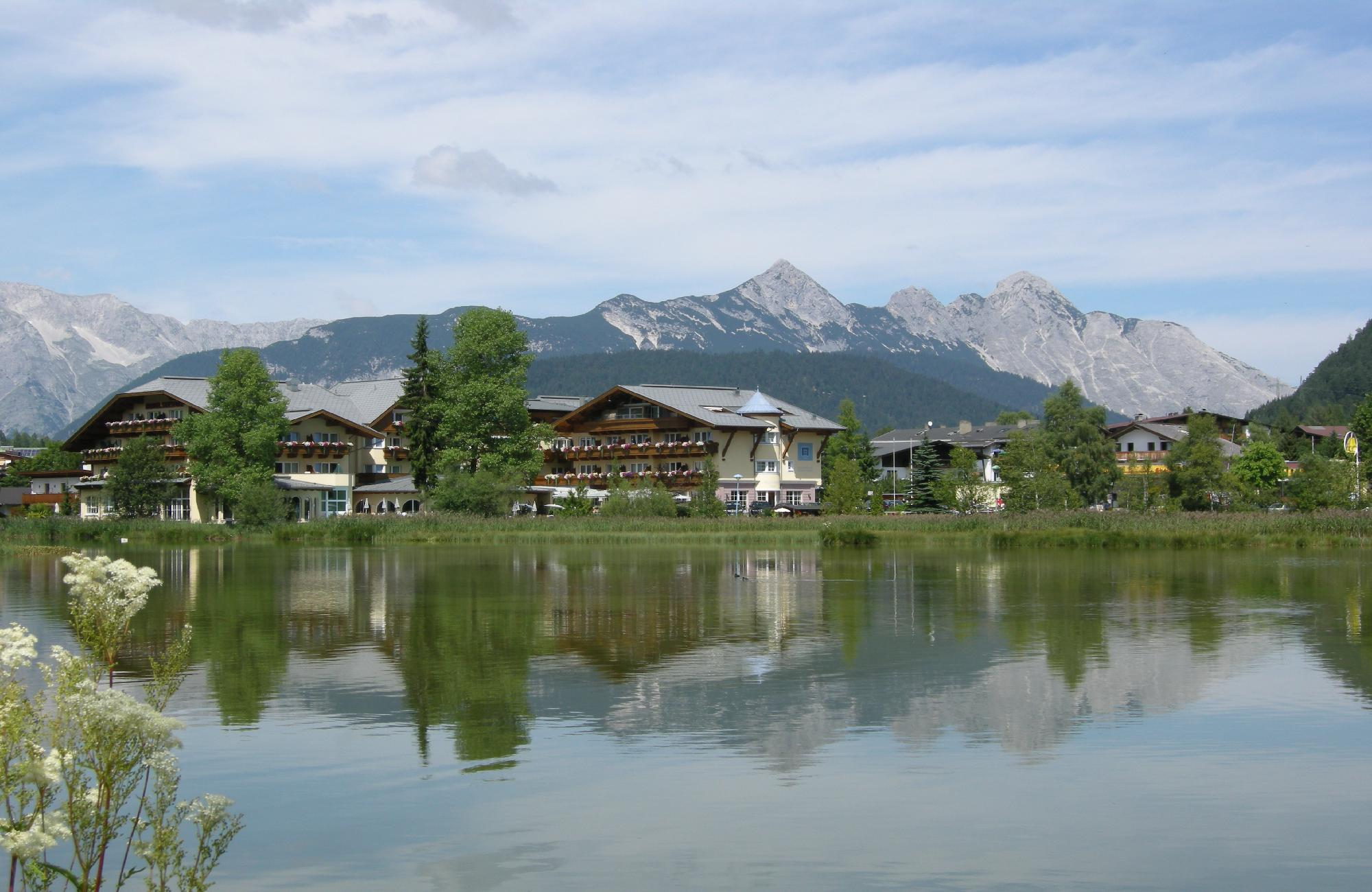 Beautiful 4 star Hotel in Seefeld
