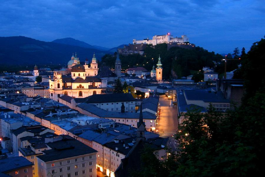 Wonderful cosy Hotel in city Salzburg for Sale