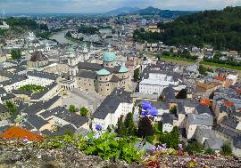 Real estate in Austria - Salzburgland - Wonderful cosy Hotel in city Salzburg SOLD - Salzburg -