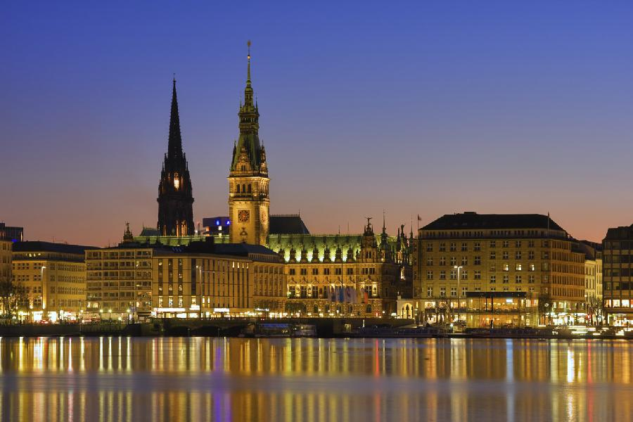 New 4 star hotel in Hamburg For Sale - Germany
