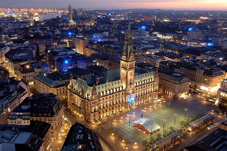 New 4 star hotel in Hamburg for Sale