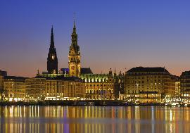 New 4 star hotel in Hamburg, Hamburg - for sell