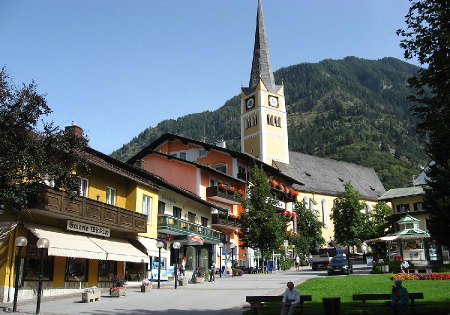 Immobilien - Gemütliches Hotel in Bad Hofgastein in Top-Lage, Bad Hofgastein