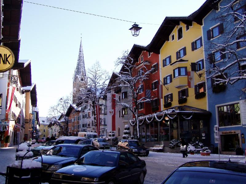 Tyrolean Hotel in the best location of Kitzbuhel
