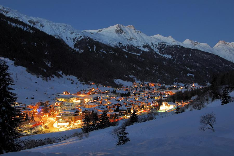 Land with permit for hotel in St. Anton - Sold - Tirol - Austria