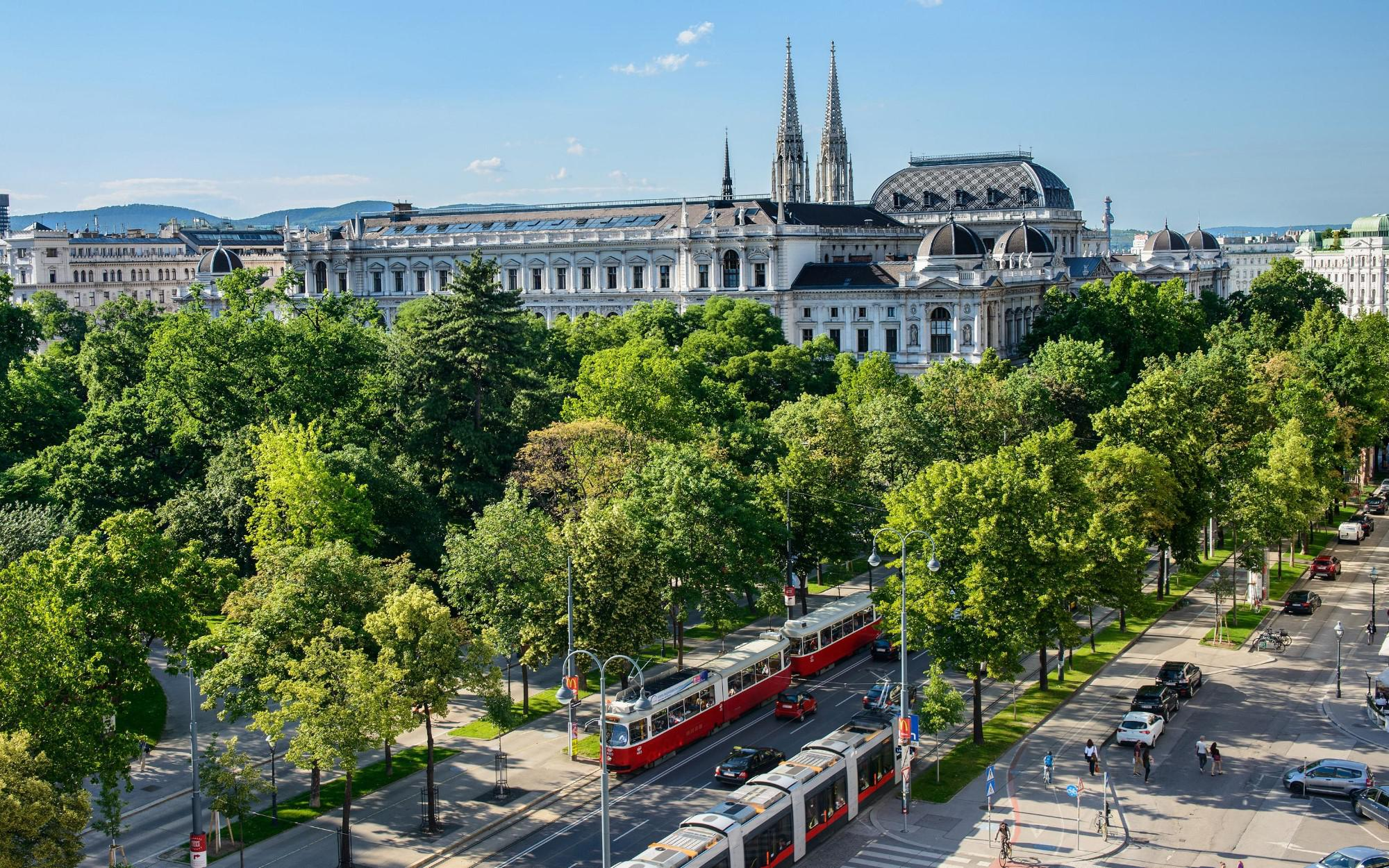 New city boutique hotel in the center of Vienna for Sale