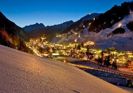 Real Estate in Austria - 4 star Hotel in St. Anton am Arlberg