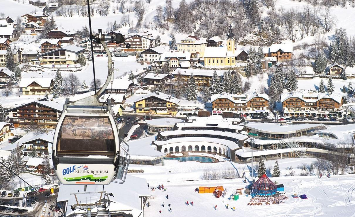Comfortable Hotel in skiing area Bad Kleinkirchheim for Sale