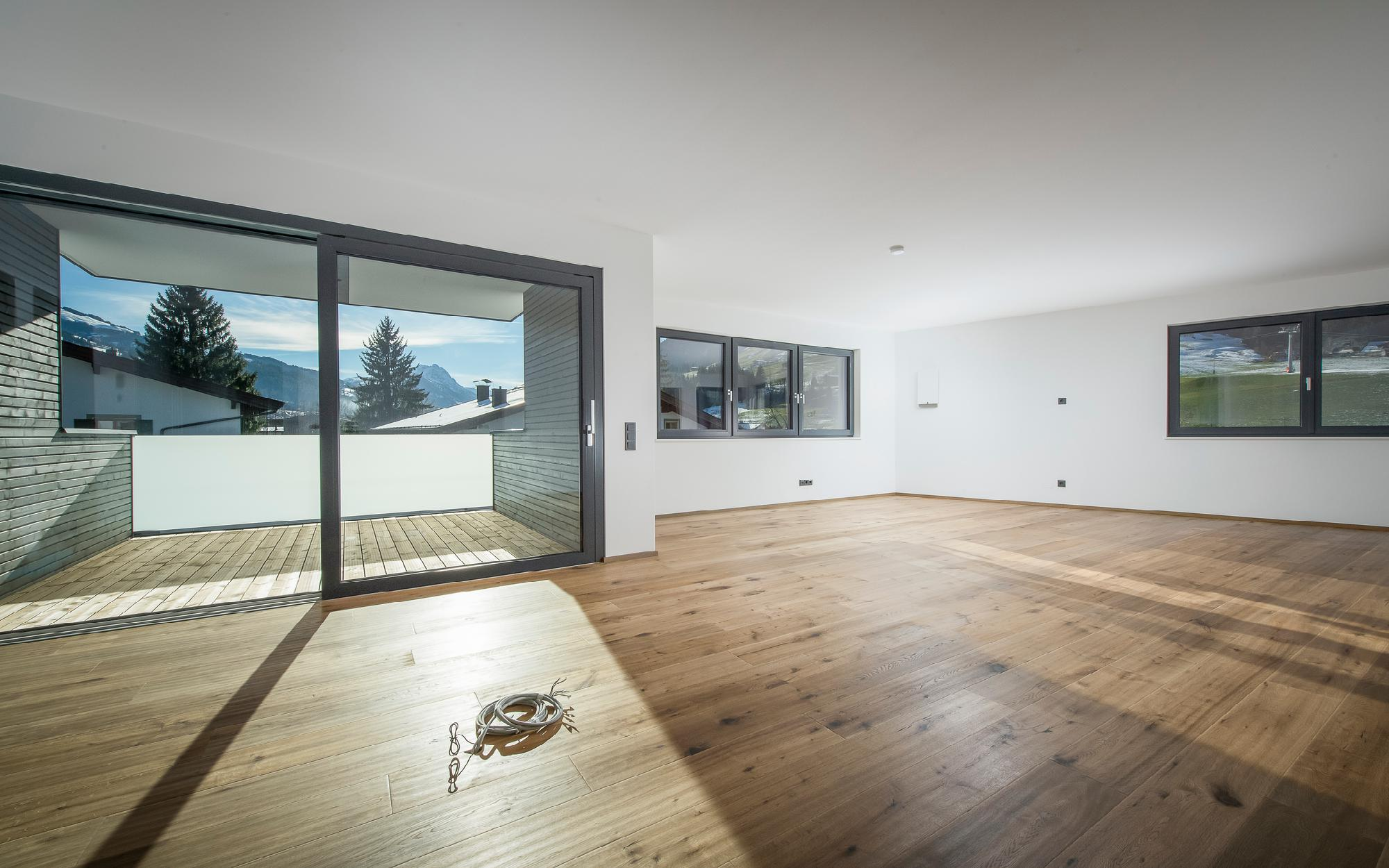 High-quality newly built apartments in Kirchberg for Sale