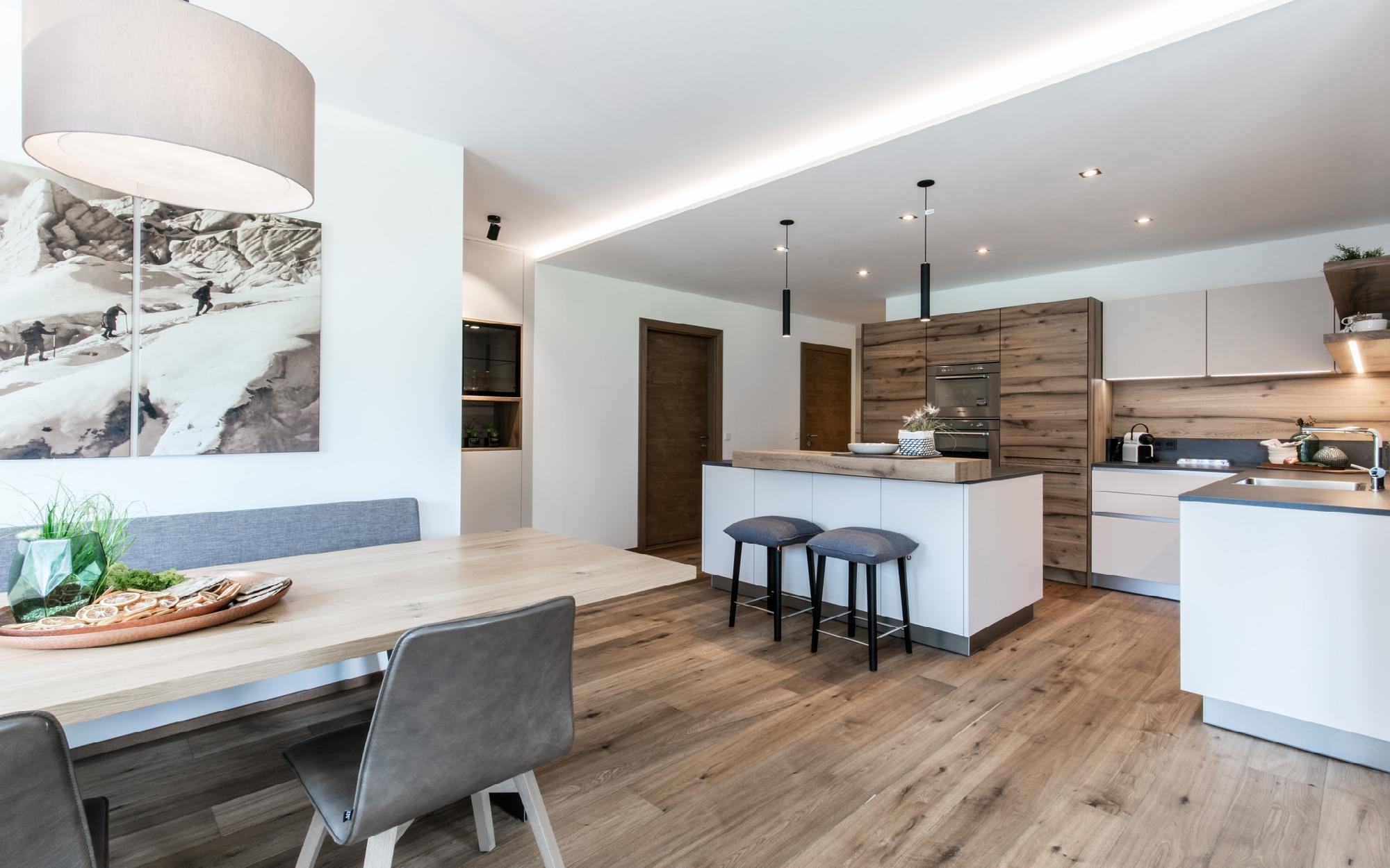 High-quality newly built apartments in Kirchberg