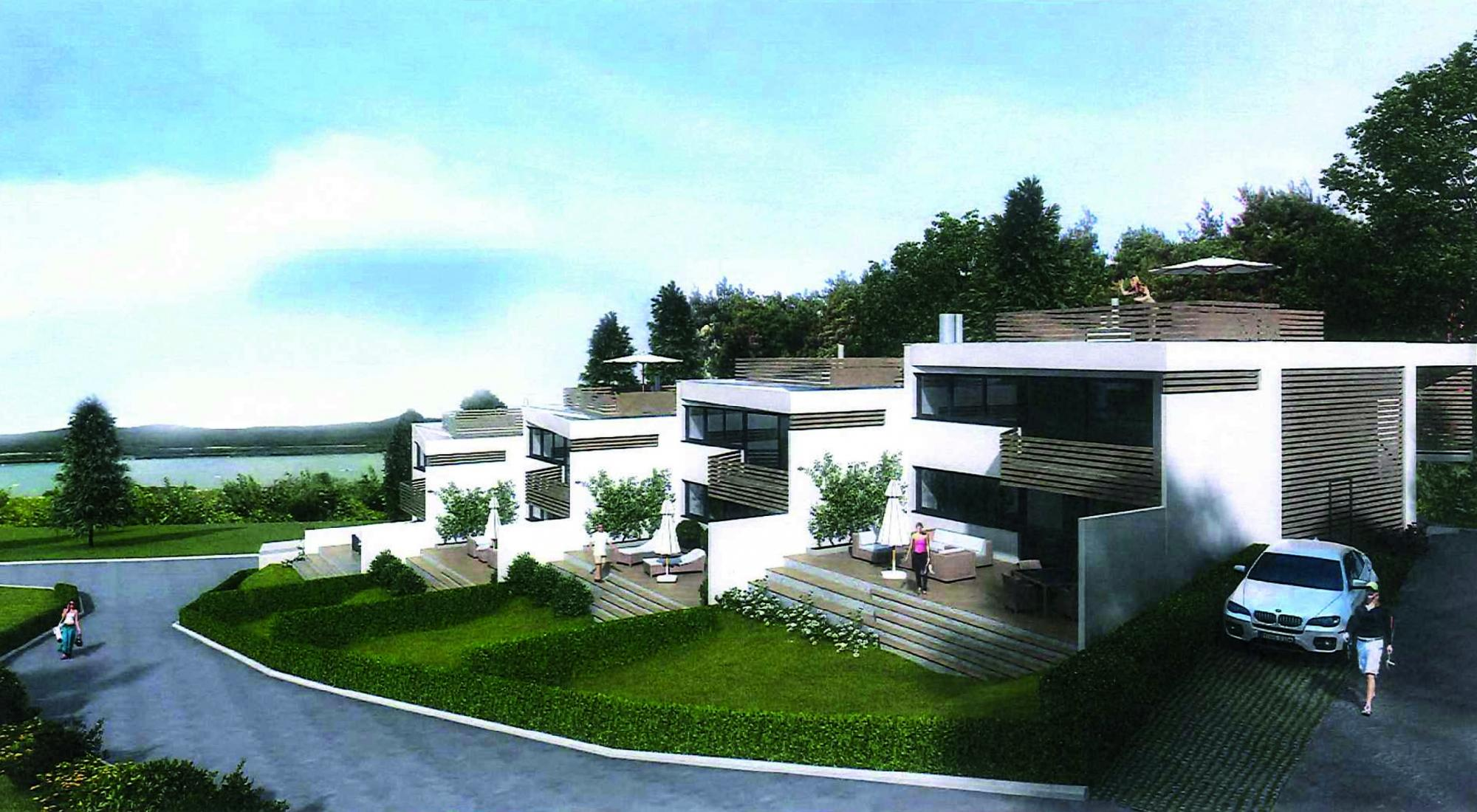 Lakeside Residences – Stylish Living on the Woerthersee for Sale - Carinthia - Austria