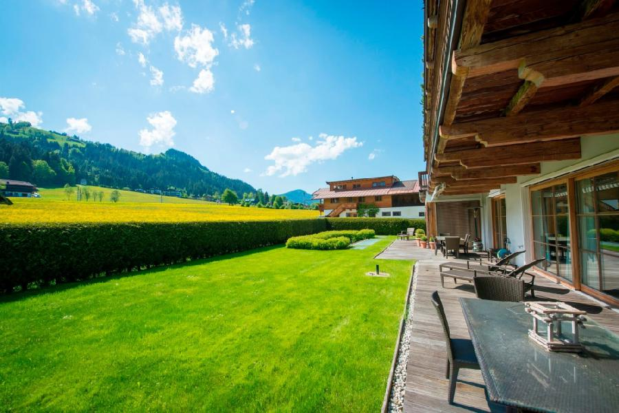 The `City Escapes` Apartment Kitzbuhel
