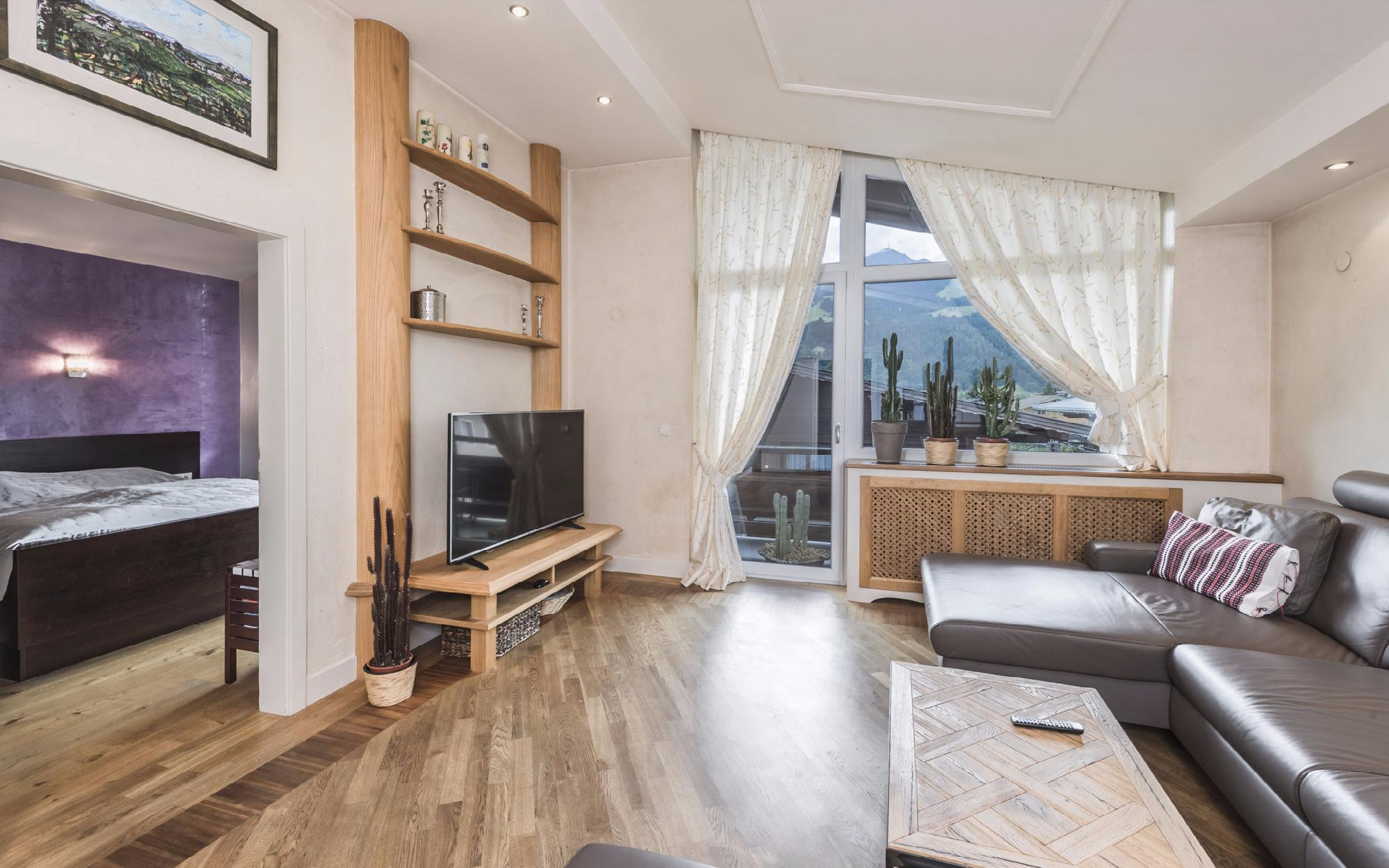 Family-friendly attic floor apartment in St. Johann in Tyrol