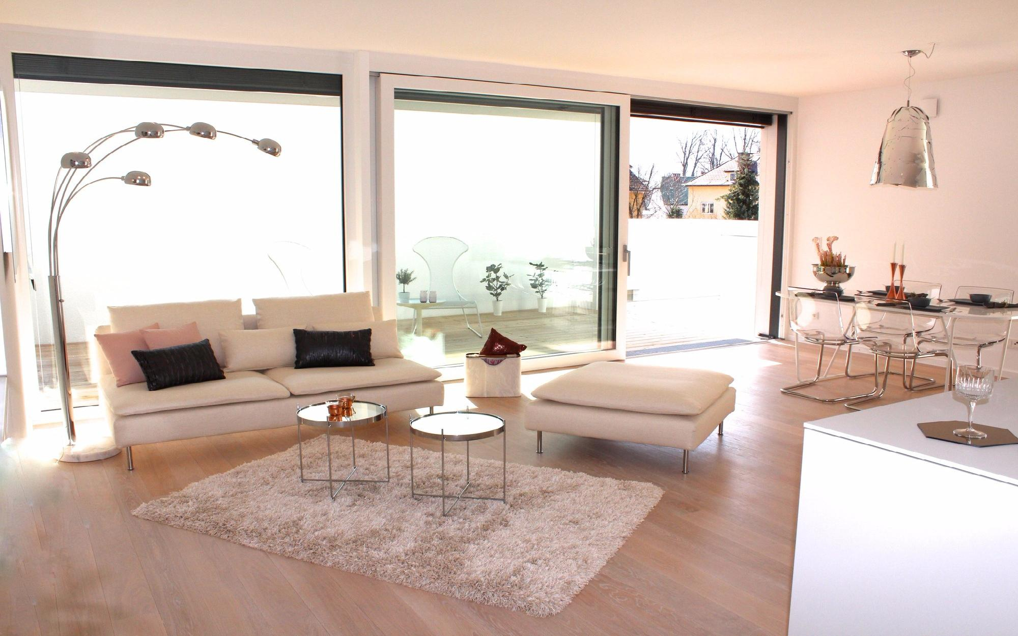 العقارات في النمسا - Attractive newly built penthouse in Salzburg