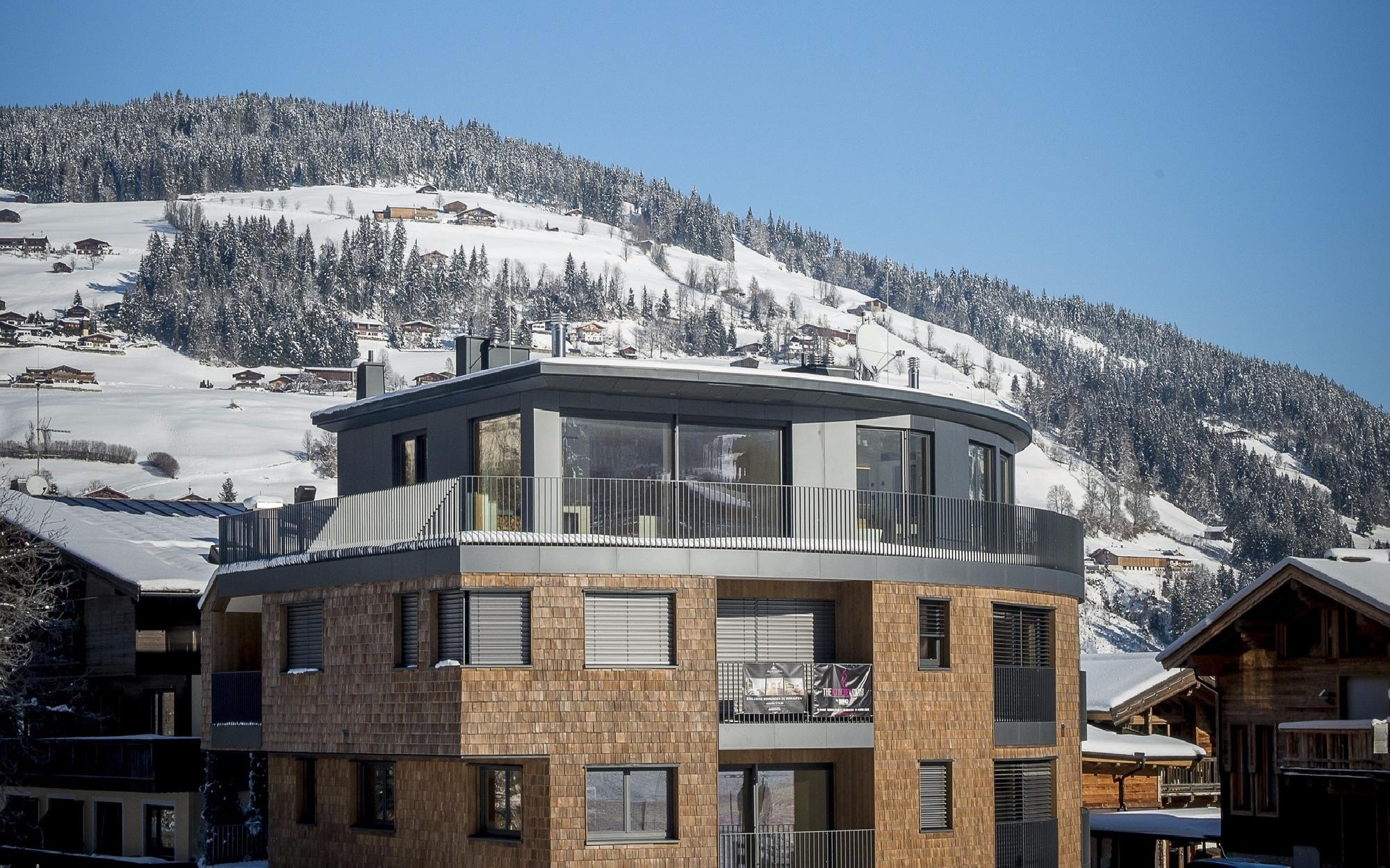 Exclusive Lifestyle Apartment near Kitzbuehel