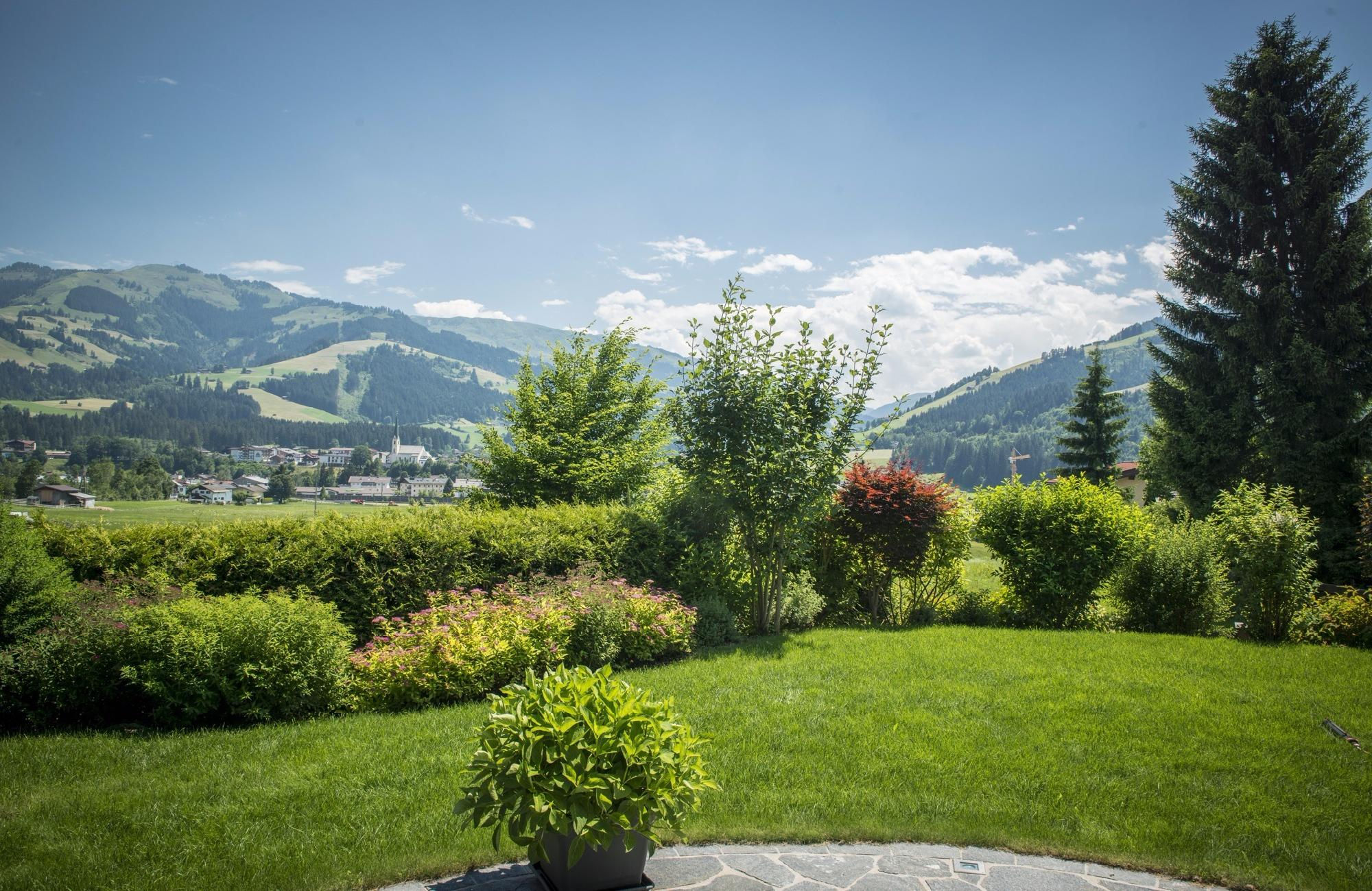 Beautiful panoramic apartment in Kirchberg for Sale