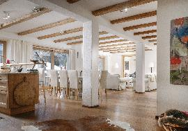 Real estate in Austria - Tirol - Stylish luxury apartment in an excellent location For Sale - Kitzbuehel -