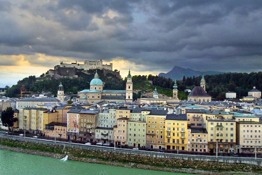 The Sky - Salzburg