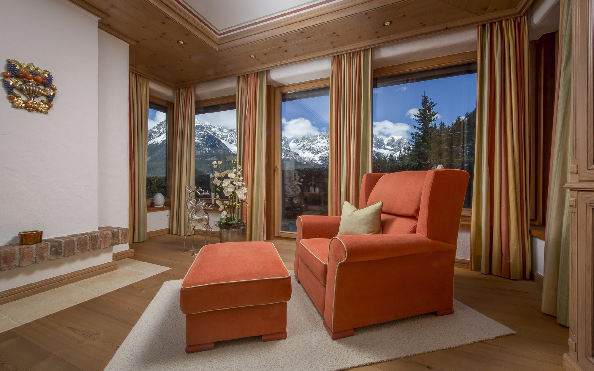 Luxury apartment right on the slopes of Ellmau in Tyrol for Sale