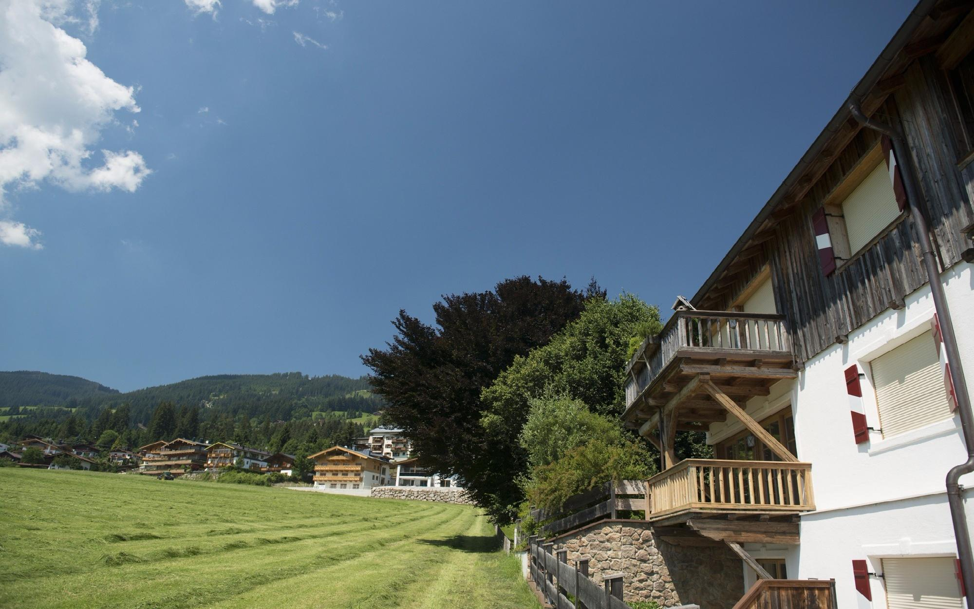 Chic apartment in a sunny outermost region in Tyrol