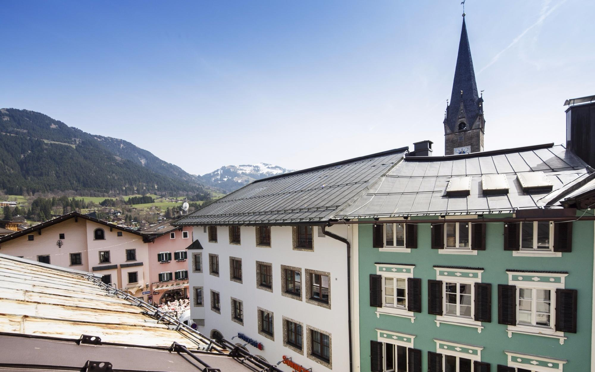 Exclusive penthouse apartment above the roofs of Kitzbühel  for Sale