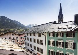 Residential Real Estate in Austria | Exclusive penthouse apartment above the roofs of Kitzbühel  for sale