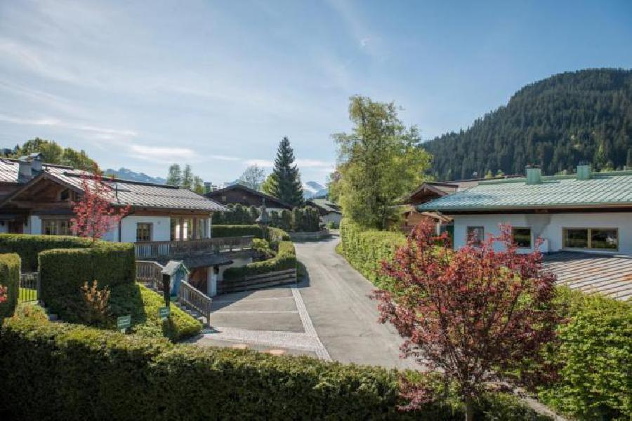 Garden apartment at Kitzbuehel Schwarzsee