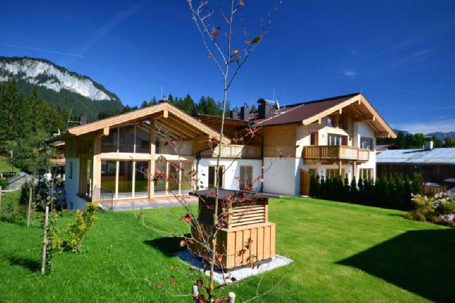 Immobilier en Autriche - Great apartments in the countryside of St. Johann
