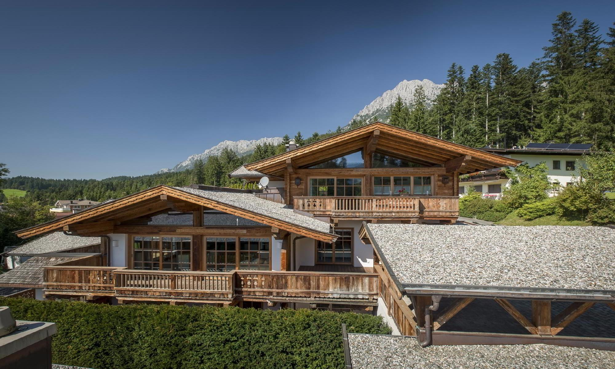 Luxury and sunny apartment in Ellmau  for Sale - Tirol - Austria