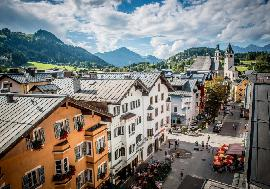 Real estate in Austria - Tirol - Charming city apartment in Kitzbuehel For Sale - Kitzbuehel -