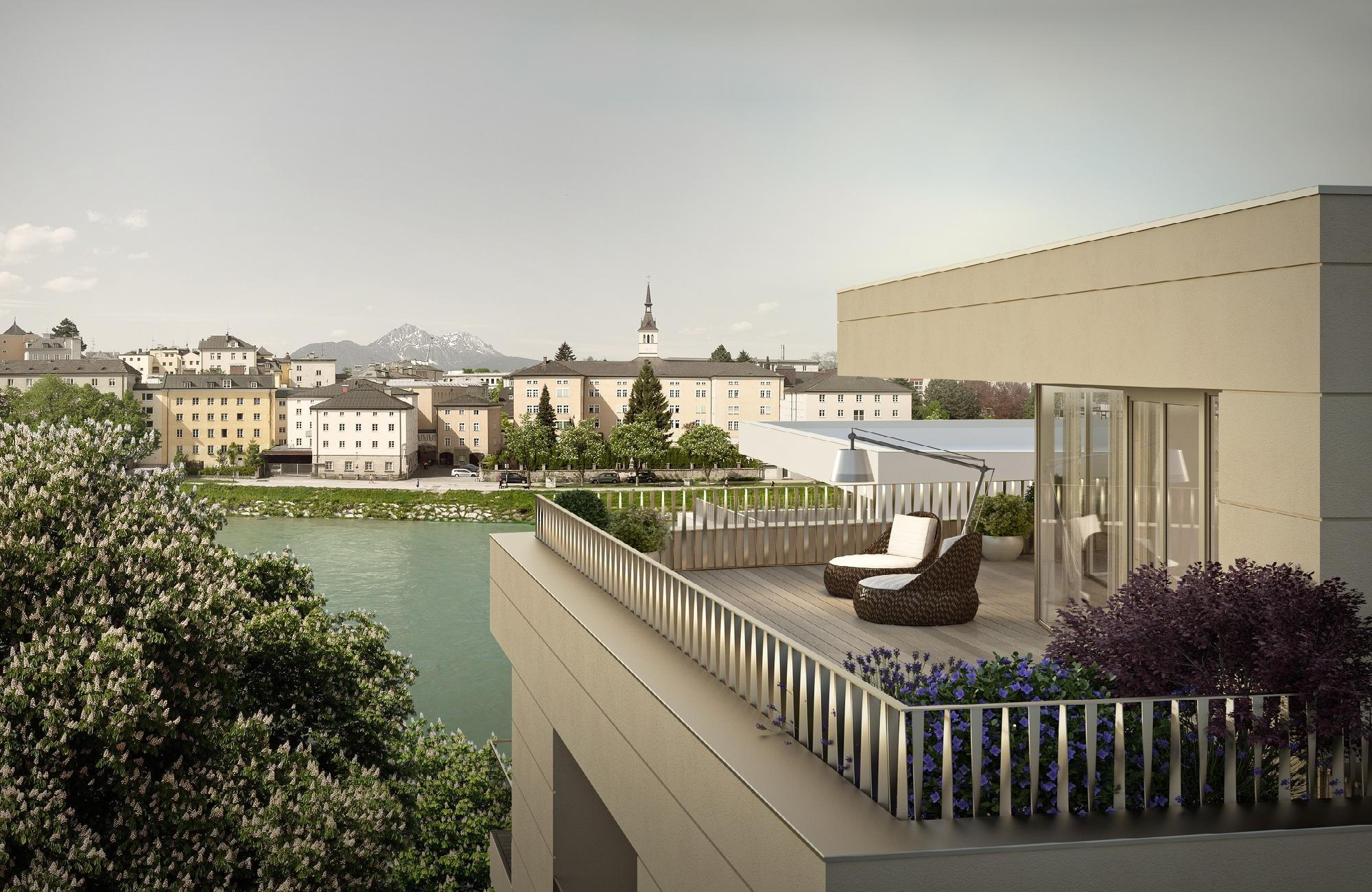 Luxurious apartments in a prime location of Salzburg for Sale