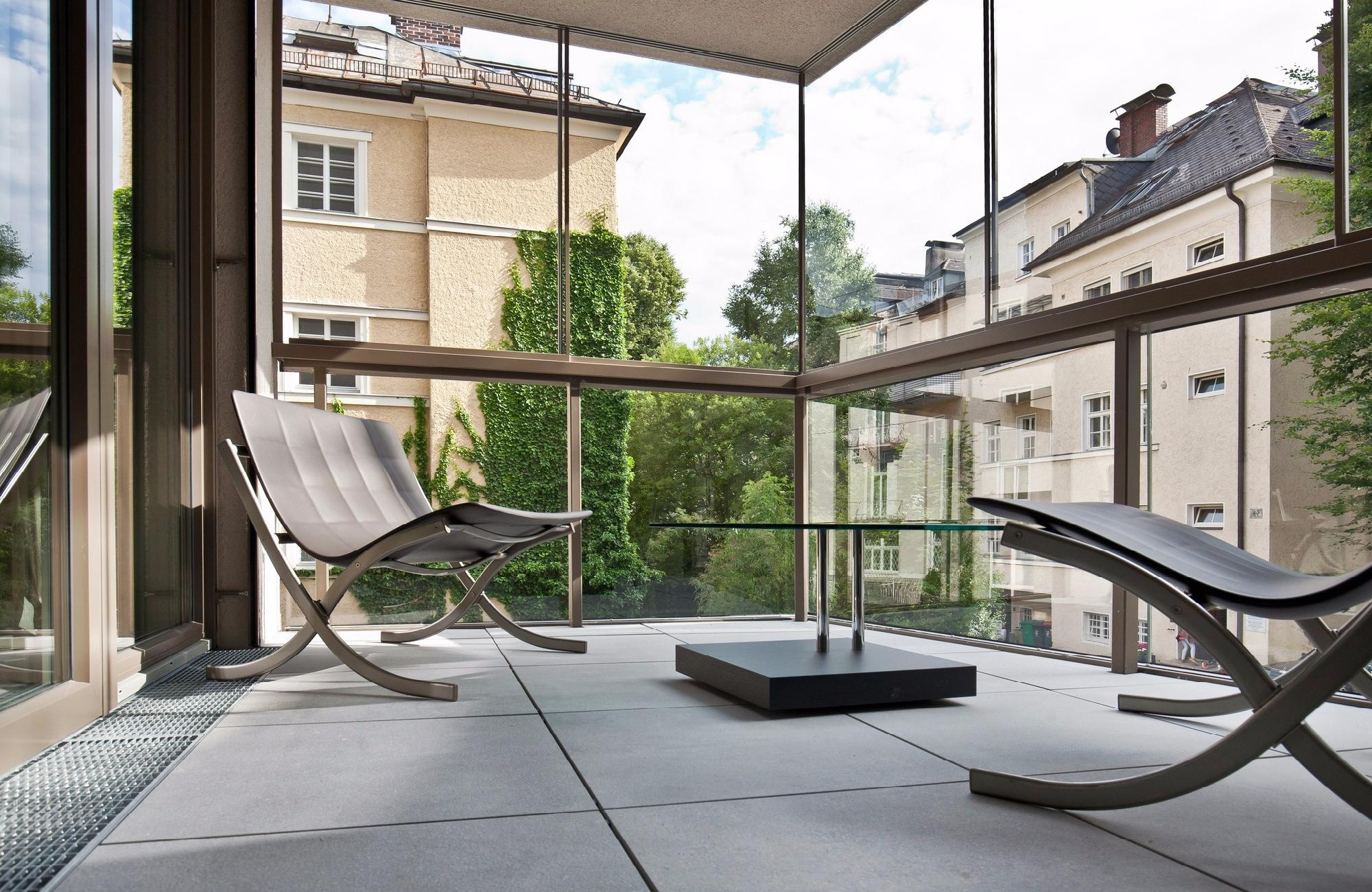 Bienes Raíces en Austria - Luxurious apartments in a prime location of Salzburg
