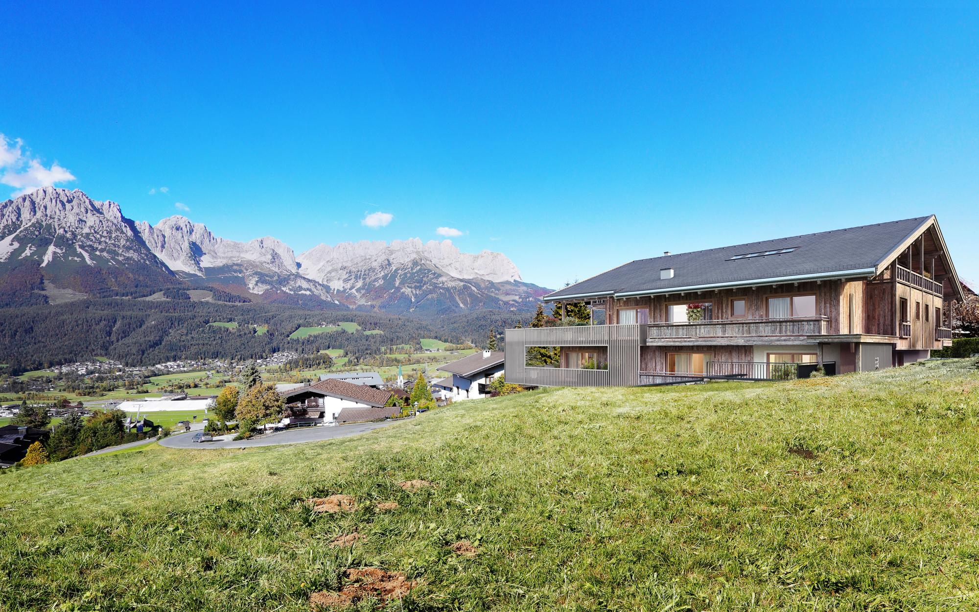 Ski in & Ski out luxury apartments in Tirol for Sale
