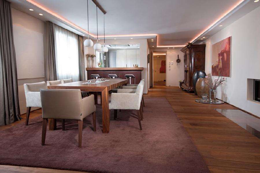 Spacious city apartment in the centre of Kitzbuhel