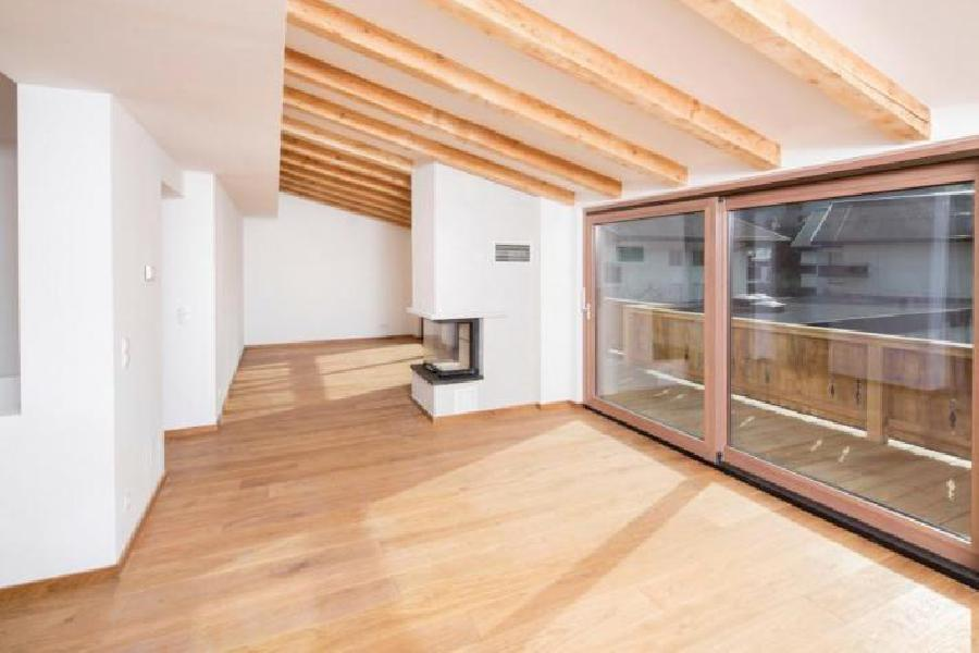 Comfortable flats close to the centre of Kirchberg for Sale