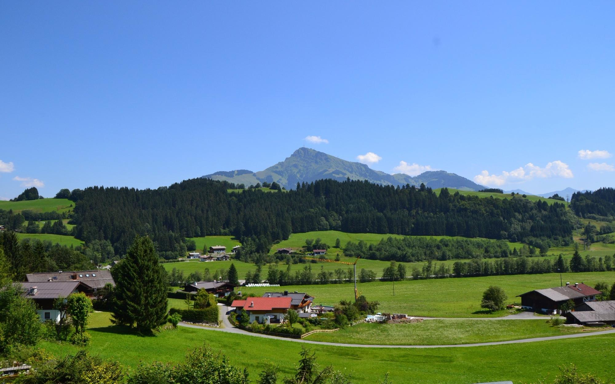 Plot on a hillside with panorama view in Reith by Kitzbühel  For Sale - Reith near Kitzbuehel