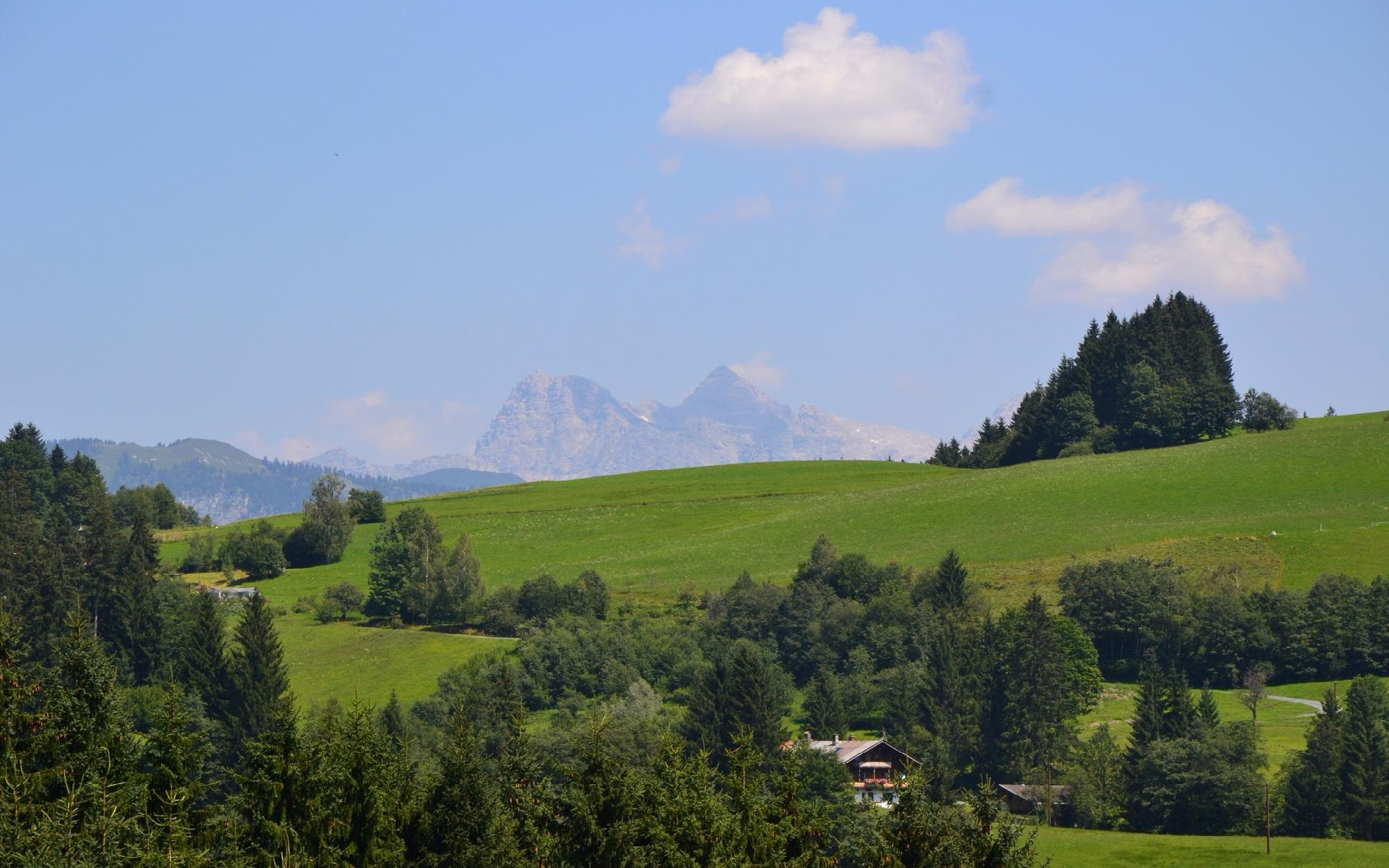 Plot on a hillside with panorama view in Reith by Kitzbühel  for Sale