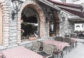 Restaurant in a frequented location of St. Johann in Tyrol, St. Johann in Tirol -  Austria - Tirol