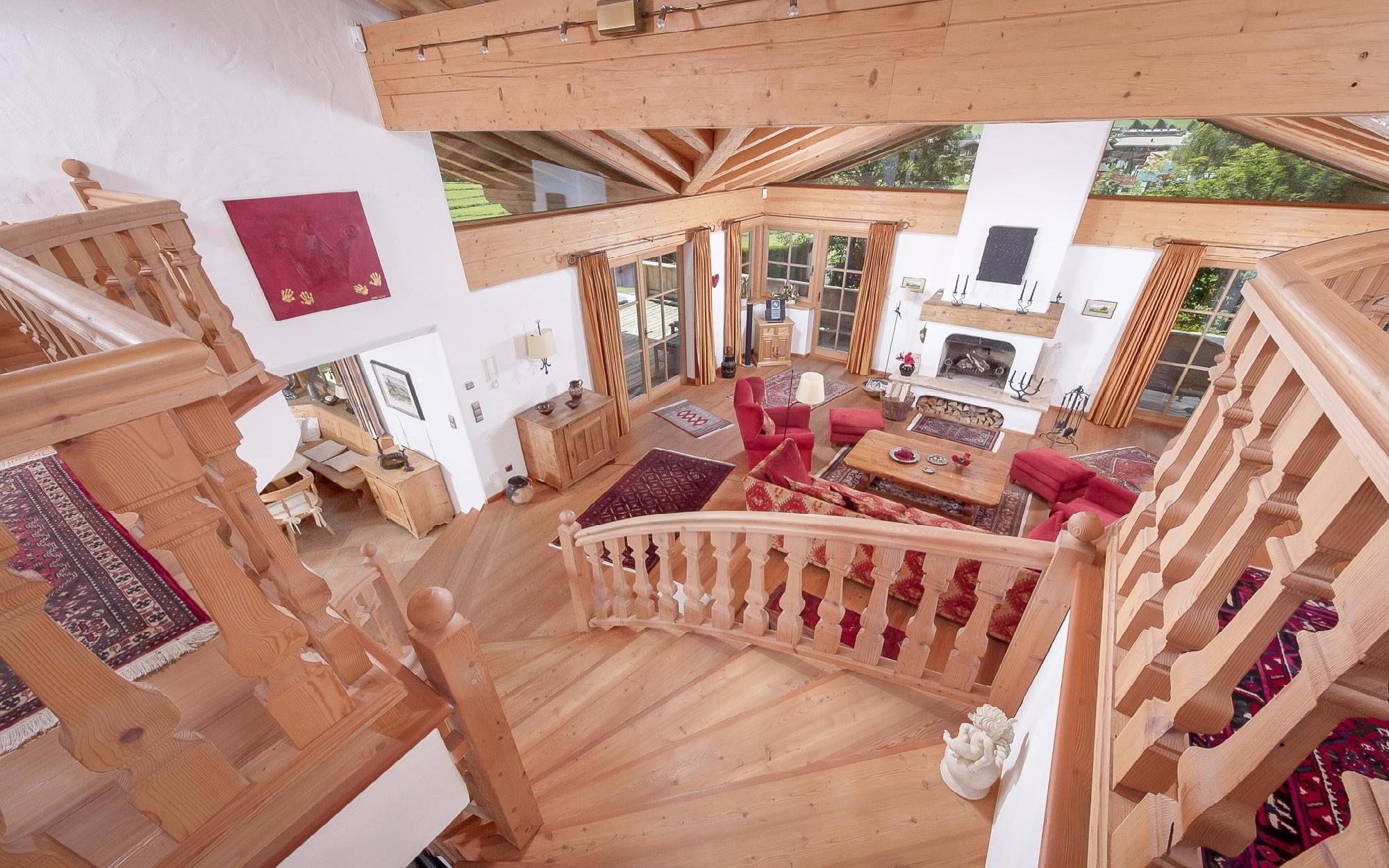 Quality country house in Tyrolean style close to Kitzbuehel for Sale