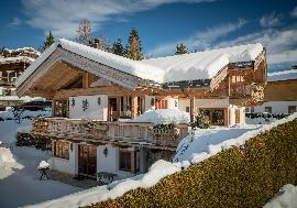 Real Estate in Austria - Quality country house in Tyrolean style close to Kitzbuehel